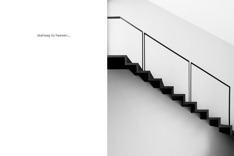 Churubusco stairway to heaven