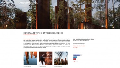 Dellekamp Arquitectos House of Switzerland Pavilion on Mextropoli International Festival