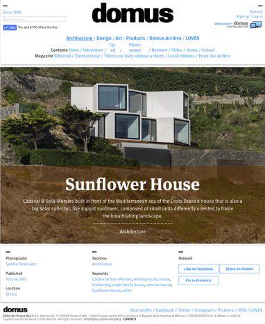 Domus_Sunflower_House_1